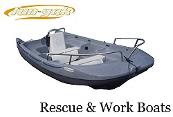 Fun Yak Rescue & Work Boat